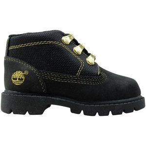 Toddler Chukka Boot Black 12882